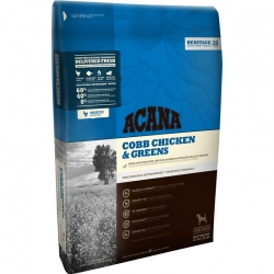 Crocchette Acana Adult Dog Cobb Chicken & Greens 11.4 kg