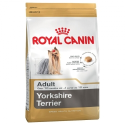 Royal Canin Yorkshire Terrier Adult Breed Health