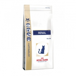 Royal Canin Gatto RF23 Renal Veterinary Diet 4 Kg