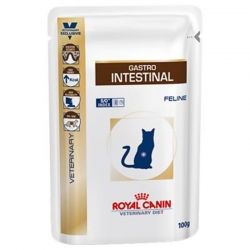 Royal Canin Gastro Intestinal Veterinary Diet Busta 12x o 24 x 100 g