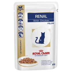 Royal Canin Renal Veterinary Diet 12x 85 g