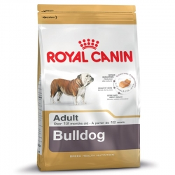 Royal Canin Bulldog Adult Breed Health 12 +2 Kg Bonus Bag