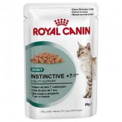 Royal Canin Instinctive +7 in Salsa 12x 85 gr