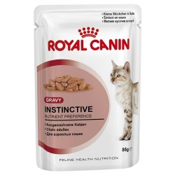 Royal Canin Instinctive in Salsa 12x 85 gr