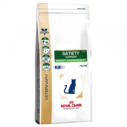 Royal Canin Satiety Sat 34 Wheight Management Veterinary Diet 3.5 kg
