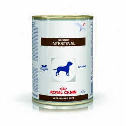 Royal Canin Gastro Intestinal Veterinary Diet Umido Cane 12 Lattine da 400 g