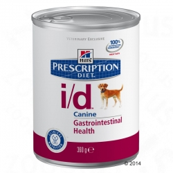 Hill's i/d Prescription Diet Canine Umido 12x 360 gr