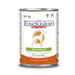 Exclusion Diet Intestinal Scatoletta Cane Maiale e Riso 12x 200 g / 12x 400 g