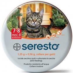Seresto Collare Antiparassitario per Gatti