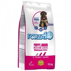 Forza10 Maintenance Medium/Large Puppy Junior al Pesce