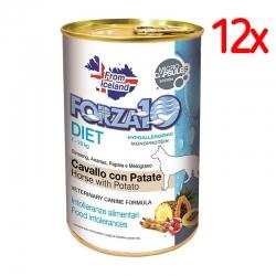 Forza 10 Diet Cavallo e Patate Patè 400g