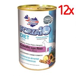 Forza 10 Diet Cervo e Riso 400 g