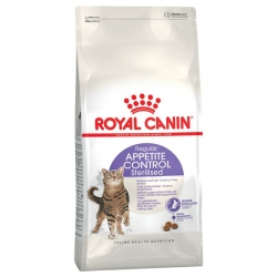 Royal Canin Regular Appetite Control Sterilised 4 Kg