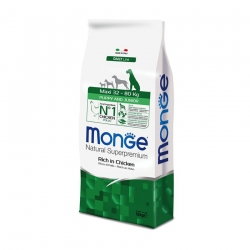 Monge Superpremium Puppy Junior Maxi 12 kg