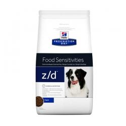 Hill's z/d Prescription Diet Canine secco 10 Kg