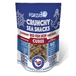 Forza 10 Snack al Pesce Red Fish Skin Fingers