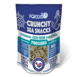 Forza 10 Snack al Pesce Cod Skin Fingers