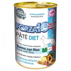 Forza 10 Diet Tonno e Riso Patè 12x 400g