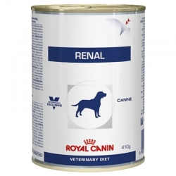 Royal Canin Renal Veterinary Diet Scatoletta 12 x 410 gr