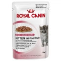 Royal Canin Kitten Instinctive in Gelatina