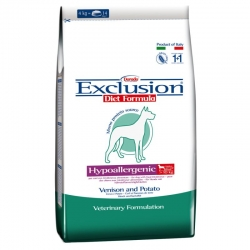 Exclusion Diet Formula Hypoallergenic Large/Medium Breed Cervo e Patate