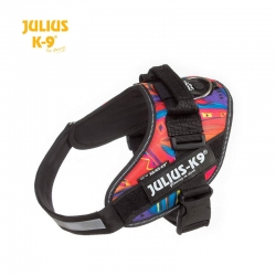 Julius K9 Pettorina IDC Power Harnesses Psycho