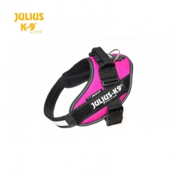 Julius K9 Pettorina IDC Power Harnesses Dark Pink