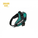Julius K9 Pettorina IDC Power Harnesses Dark Green