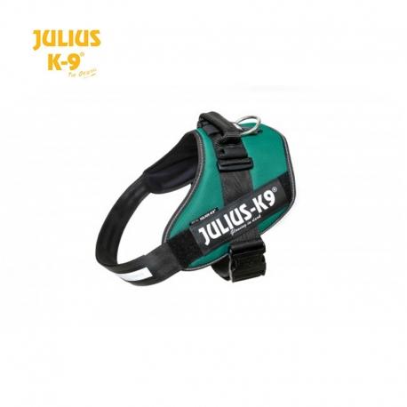Julius K9 Pettorina IDC Power Harnesses Dark Green
