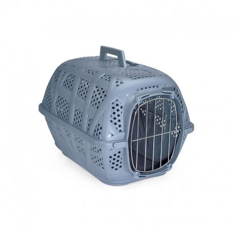 Imac Trasportino per Cani e Gatti Carry Sport Metal
