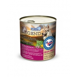 Forza 10 Nutraceutic Legend Digestion Pollo e Agnello 6x312 g