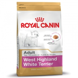 Royal Canin Breed Health Nutrition West Highland White Terrier 3 kg