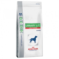 Royal Canin Veterinary Diet Urinary U/C Low Purine 14 kg