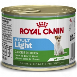 Royal Canin Adult Light Beauty Mini conf. 12x195 gr