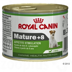 Royal Canin Adult Beauty Mini Mature + 8 conf. 12x195 gr