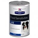 Hill's z/d Prescription Diet Canine Umido 12x 370 gr