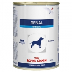 Royal Canin Renal Special Veterinary Diet Scatoletta 12x 410 g