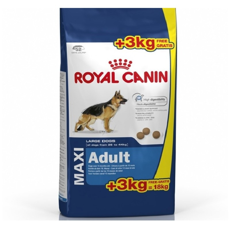 royal canin maxi adult. Black Bedroom Furniture Sets. Home Design Ideas