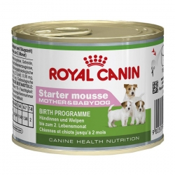 Royal Canin Starter Mousse Mother & Babydog 12x 195 gr