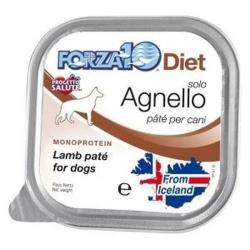 Forza10 Diet Monoproteic Solo Agnello