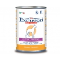Exclusion Diet Hypoallergenic Anatra e Patate 200 gr