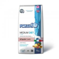 Forza 10 Medium Diet Agnello