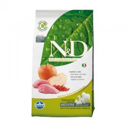 Farmina N&D Grain Free Cinghiale e Mela Medium