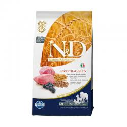 Farmina N&D Low Grain Agnello e Mirtillo Medium